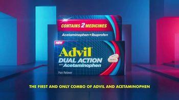 Advil Dual Action TV Spot, 'Advil Plus Acetaminophen' - Thumbnail 5