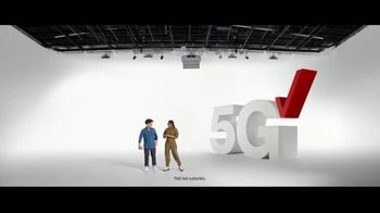 Verizon TV Spot, 'The Next, Next Level: Disney+, 5G and Samsung Galaxy S21+ 5G' - Thumbnail 1