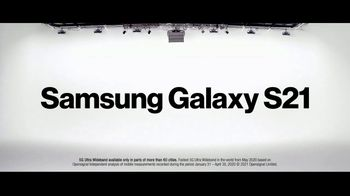 Verizon TV Spot, 'The Next, Next Level: Disney+, 5G and Samsung Galaxy S21+ 5G'