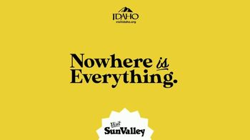 Visit Idaho TV Spot, 'Sun Valley: So Much Terrain, So Few Tracks' - Thumbnail 10