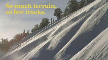 Visit Idaho TV Spot, 'Sun Valley: So Much Terrain, So Few Tracks' - Thumbnail 9