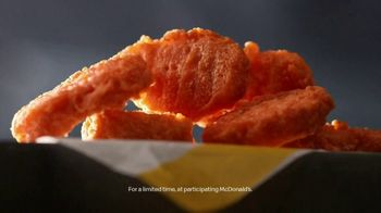 McDonald's Spicy Chicken McNuggets TV Spot, 'Are Perfectly Fire' - Thumbnail 1