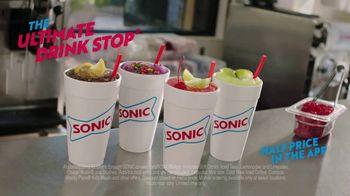Sonic Drive-In TV Spot, 'That Kick' - Thumbnail 7