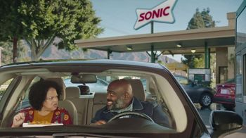 Sonic Drive-In Extra-Long Ultimate Cheesesteaks TV Spot, 'Fiyah'