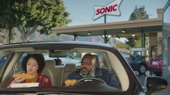 Sonic Drive-In Extra-Long Ultimate Cheesesteaks TV Spot, 'Fiyah' - Thumbnail 1