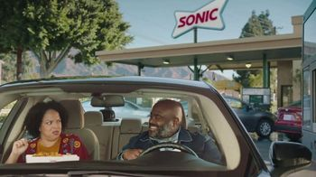 Sonic Drive-In Extra-Long Ultimate Cheesesteaks TV Spot, 'Fiyah' - Thumbnail 6