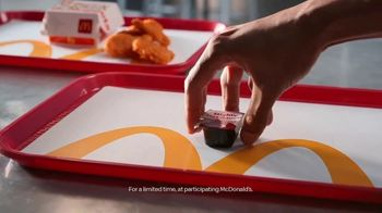 McDonald's Spicy Chicken McNuggets TV Spot, 'Mighty Hot Sauce: Extra Spicy Is Back' - Thumbnail 2