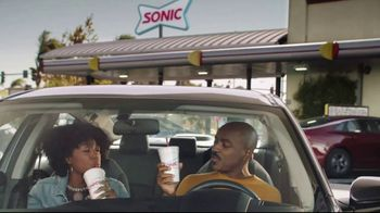 Sonic Drive-In TV Spot, 'Shimmy Head Nod'