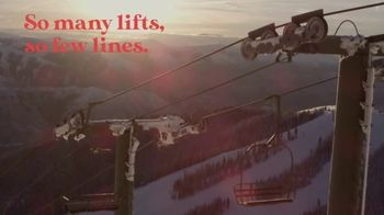 Visit Idaho TV Spot, 'Sun Valley: So Many Lifts, So Few Lines'