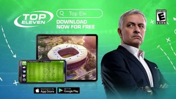Top Eleven TV Spot, 'Lead Your Club to Glory' Featuring José Mourinho - Thumbnail 9