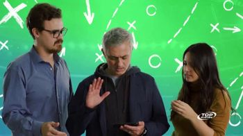 Top Eleven TV Spot, 'Lead Your Club to Glory' Featuring José Mourinho - Thumbnail 5