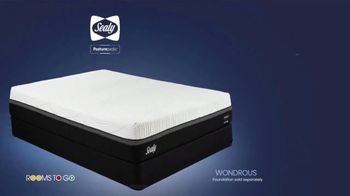 Rooms to Go Presidents Day Mattress Sale TV Spot, 'Save Over $300' - Thumbnail 5
