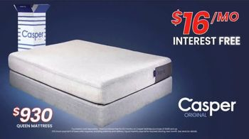 Rooms to Go Presidents Day Mattress Sale TV Spot, 'Save Over $300' - Thumbnail 7