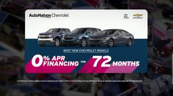 AutoNation TV Spot, 'Every Car Has a Story: Chevrolet: 0% for 72 Months' - Thumbnail 6