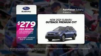 AutoNation Subaru TV Spot, 'Every Car Has a Story: 2021 Outback and Crosstrek' - Thumbnail 3