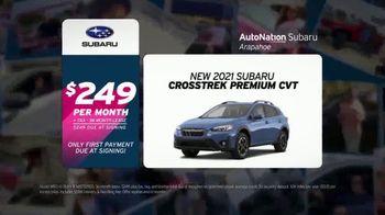 AutoNation Subaru TV Spot, 'Every Car Has a Story: 2021 Outback and Crosstrek' - Thumbnail 4