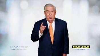 Morgan & Morgan Law Firm TV Spot, 'Pain Can Last a Lifetime' - Thumbnail 3
