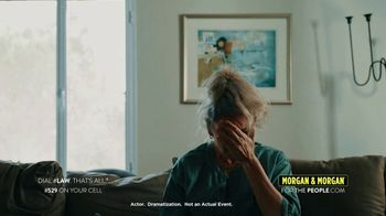 Morgan & Morgan Law Firm TV Spot, 'Pain Can Last a Lifetime' - Thumbnail 5