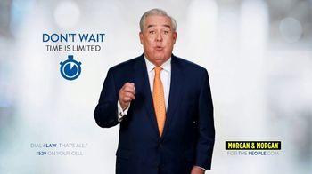 Morgan & Morgan Law Firm TV Spot, 'Pain Can Last a Lifetime' - Thumbnail 7