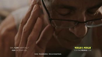 Morgan & Morgan Law Firm TV Spot, 'Don't Let Your Case Be Downplayed' - Thumbnail 3