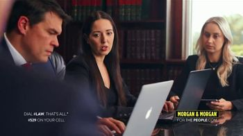 Morgan & Morgan Law Firm TV Spot, 'Don't Let Your Case Be Downplayed' - Thumbnail 8