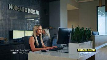 Morgan & Morgan Law Firm TV Spot, 'Your Own Team'