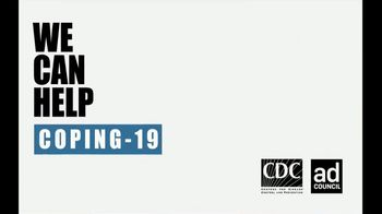 Centers for Disease Control and Prevention TV Spot, 'Coping-19: Active' - Thumbnail 8