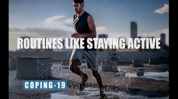 Centers for Disease Control and Prevention TV Spot, 'Coping-19: Active' - Thumbnail 4