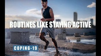 Centers for Disease Control and Prevention TV Spot, 'Coping-19: Active' - Thumbnail 5
