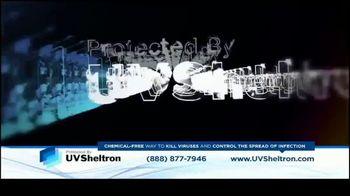 UVSheltron TV Spot, 'Disinfect' - Thumbnail 1