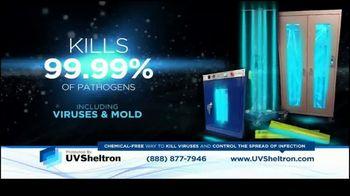 UVSheltron TV Spot, 'Disinfect' - Thumbnail 5