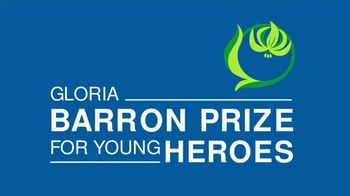 Gloria Barron Prize for Young Heroes TV Spot, 'Do Something Positive' - Thumbnail 1