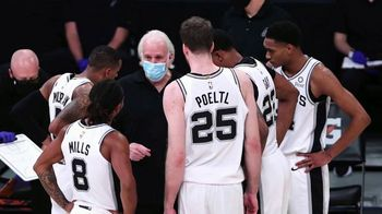 NBA Cares TV Spot, 'Getting the Shot' Featuring Gregg Popovich - Thumbnail 1