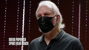 NBA Cares TV Spot, 'Getting the Shot' Featuring Gregg Popovich