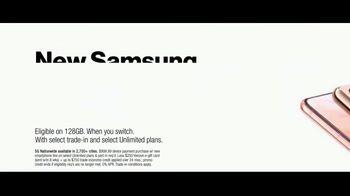 Verizon TV Spot, 'Ridiculously Fast: Samsung Galaxy S21+ 5G: Switch' - Thumbnail 8