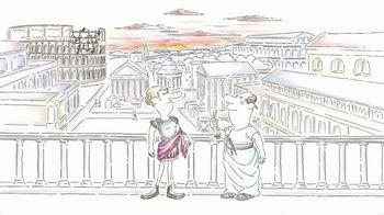 Red Bull TV Spot, 'Rome'