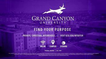 Grand Canyon University TV Spot, '270 Programs' - Thumbnail 9