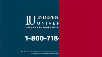Independence University TV Spot, 'Which Would You Rather Do?' - Thumbnail 7