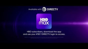 HBO Max TV Spot, 'Same Day Premieres: Available with DIRECTV' - Thumbnail 10
