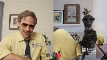 Liberty Mutual TV Spot, 'LiMu Emu & Doug: Filter'