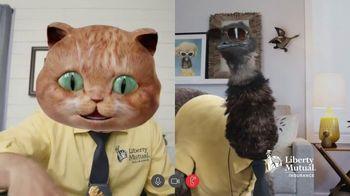 Liberty Mutual TV Spot, 'LiMu Emu & Doug: Filter' - Thumbnail 7