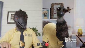 Liberty Mutual TV Spot, 'LiMu Emu & Doug: Filter' - Thumbnail 8