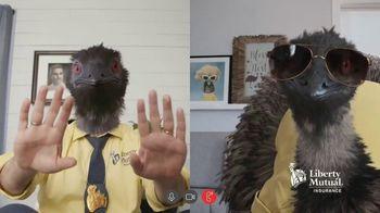 Liberty Mutual TV Spot, 'LiMu Emu & Doug: Filter' - Thumbnail 9