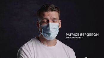 The National Hockey League TV Spot, 'I Wear a Mask: Players' Featuring Patrice Bergeron, Mark Stone - Thumbnail 2