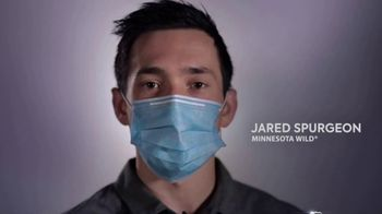 The National Hockey League TV Spot, 'I Wear a Mask: Players' Featuring Patrice Bergeron, Mark Stone - Thumbnail 5