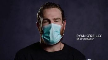 The National Hockey League TV Spot, 'I Wear a Mask: Players' Featuring Patrice Bergeron, Mark Stone - Thumbnail 6