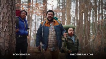 The General TV Spot, 'Woods' Featuring Shaquille O'Neal, Craig Robinson - Thumbnail 1