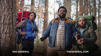 The General TV Spot, 'Woods' Featuring Shaquille O'Neal, Craig Robinson - Thumbnail 2