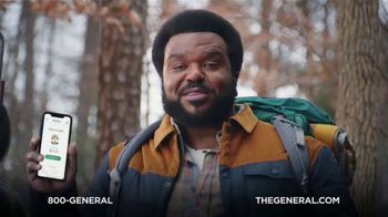 The General TV Spot, 'Woods' Featuring Shaquille O'Neal, Craig Robinson - Thumbnail 4