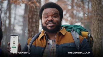The General TV Spot, 'Woods' Featuring Shaquille O'Neal, Craig Robinson - Thumbnail 6
